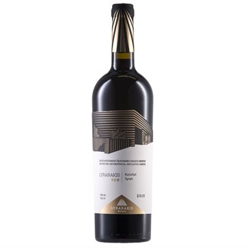 Lyrarakis Red Wine by Lyrarakis Winery