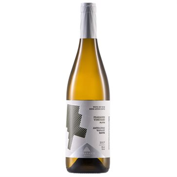 Plyto Psarades White Dry Wine by Lyrarakis Winery