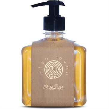 Natural Olive Oil Cleansing Liquid Soap by Olea Savon