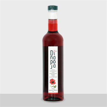 Poppy & Citrus Blossoms Syrup by Dinapoja