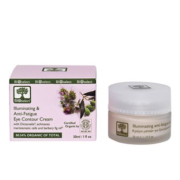 Bioselect Organic Illuminating & Anti-Fatigue Eye Contour Cream