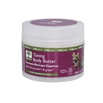 Bioselect Organic Toning Body Butter Grape
