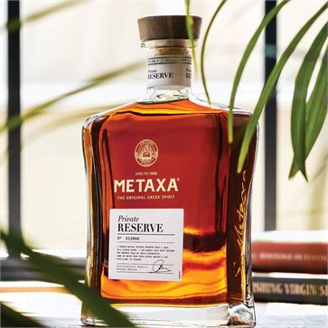 METAXA Private Reserve Premium Greek Brandy