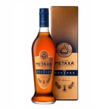 Metaxa 7* The Famous Greek Brandy