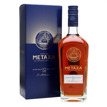 Metaxa 12* The Famous Greek Brandy