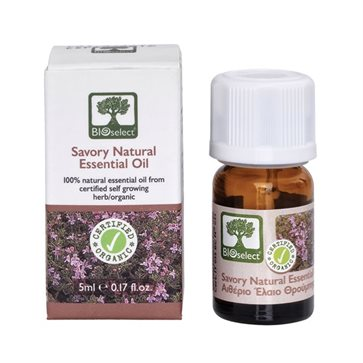 Essential Oil Savory Bioselect