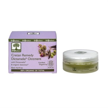 Bioselect Organic Cretan Remedy - Beeswax Dictamelia Ointment