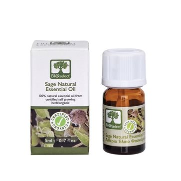 Essential Oil Sage Bioselect