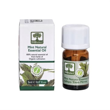 Essential Oil Mint Bioselect