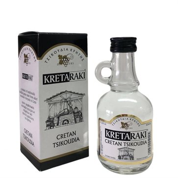 Kretaraki Cretan Tsikoudia in 200ml jug DS DISTILLERS