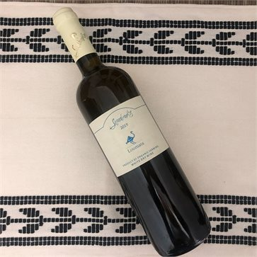 Loumata White Organic Wine Sinadinakis Wines