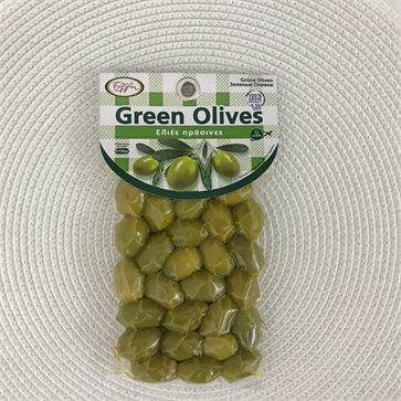 Green Olives vacuum - Ellie