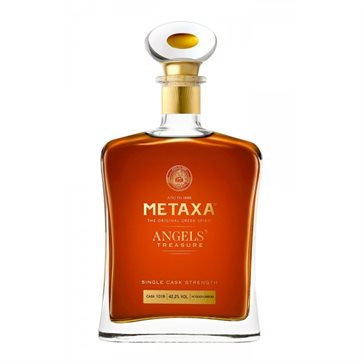 METAXA Angels' Treasure Single Cask Strength
